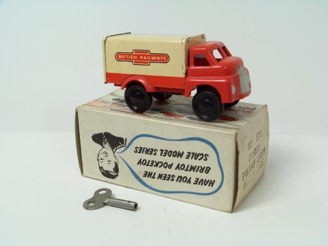 Picture Gallery for Brimtoy 539 BR Lorry