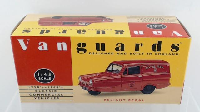 Vanguards VA22000 Reliant Regal Van - Royal Mail - For Sale