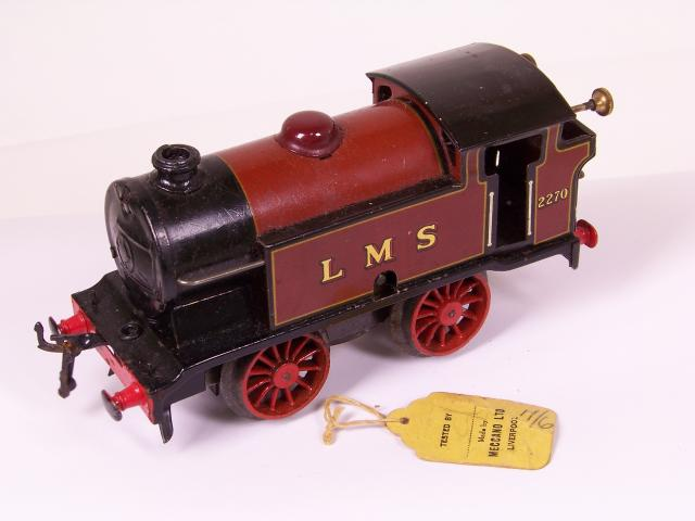 Picture Gallery for Hornby O 2270 M3 Tank Loco