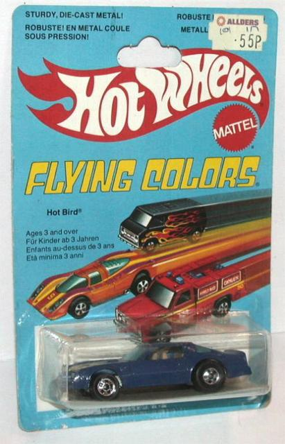 Picture Gallery for Hot Wheels 2014 Hot Bird