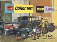 Picture Gallery for Catalogue 1965 Corgi