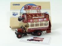 Picture Gallery for Corgi 96988 Thornycroft Bus