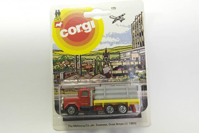 Picture Gallery for Corgi Juniors A175 Pipe Truck