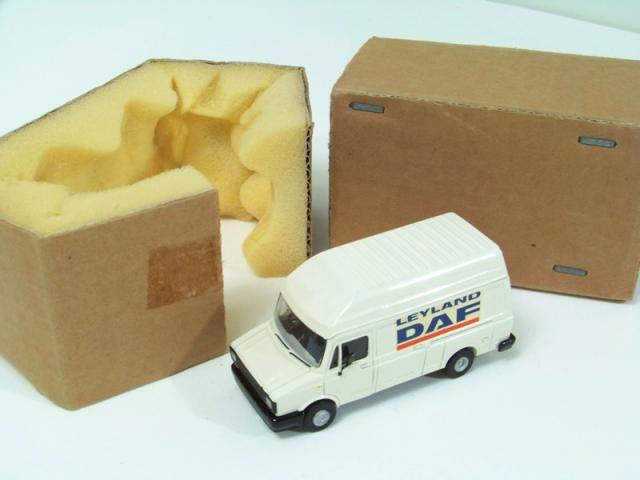 Picture Gallery for Roxley Models RX101 Sherpa Van
