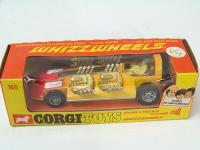 Picture Gallery for Corgi 165 Adams Bros Dragster