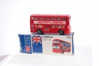 Picture Gallery for Tomica F15 London Bus