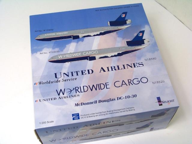 Picture Gallery for Inflight IF103033 DC-10-30