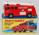 Merryweather Fire Engine
