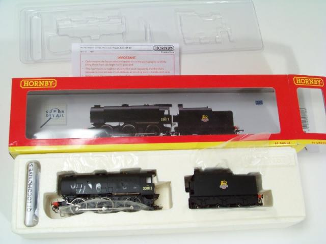 Picture Gallery for Hornby R2355B QI Locomotive - '33013'