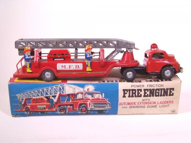 Picture Gallery for K Toys 101 Fire Engine