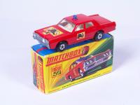 Picture Gallery for Matchbox 59D Fire Chief Car