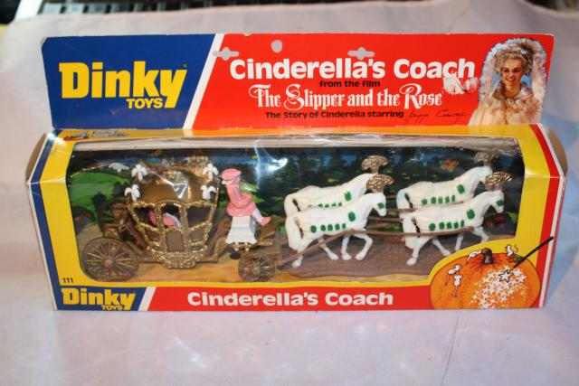 Picture Gallery for Dinky 111 Cinderellas Coach