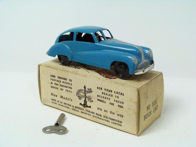 Picture Gallery for Brimtoy 505 Buick Car