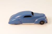 Unidentified (Tinplate) # - Lincoln Zephyr - Blue