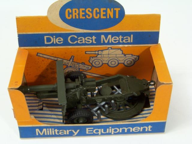 Picture Gallery for Crescent 1250 25 PDR Artillery Gun
