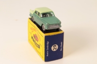 Matchbox #29b - Austin Cambridge A55 - Two Tone Green (SPW)