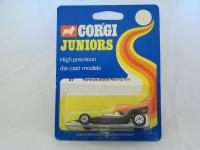 Corgi Juniors #27 - Formula 5000 Racing Car - Black