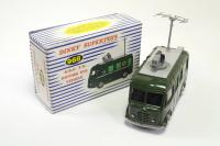Dinky #968 - BBC TV Roving Eye Vehicle - Green