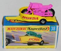 38 CAMPER REPRO BOX MATCHBOX SUPERFAST n