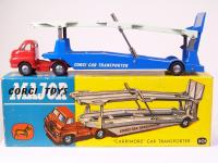Picture Gallery for Corgi 1101 Carrimore car Transporter