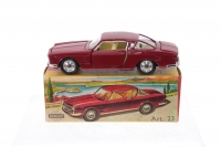 Picture Gallery for Mercury 23 Fiat 2300S Coupe