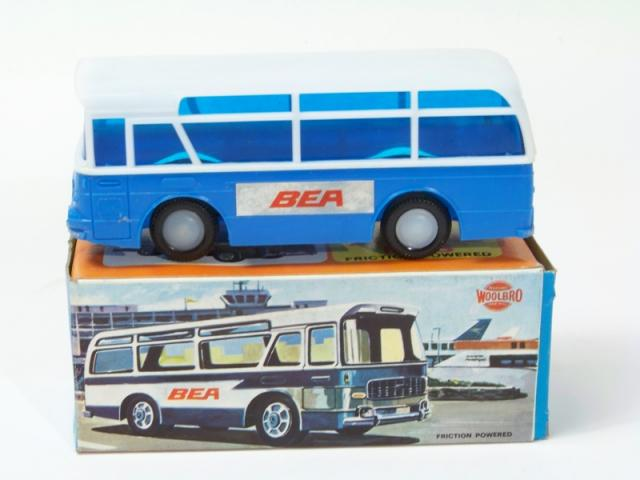 Picture Gallery for Woolbro 444 Airline Bus