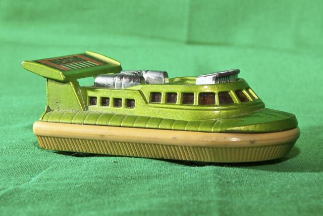 Picture Gallery for Matchbox 72c Hovercraft