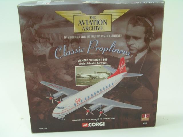 Schabak Vickers Viscount 814 Condor 2nd version