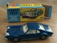 Corgi #264 - Oldsmobile Toronado - Blue