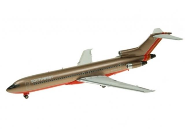 Picture Gallery for Inflight IF722036 Boeing 727-200