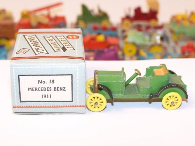Picture Gallery for Charbens 18 Mercedes Benz 1911