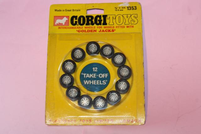 Picture Gallery for Corgi 1353 12 Take Off Wheels