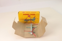 Dinky #715 - Bristol 173 Helicopter - Green/Red
