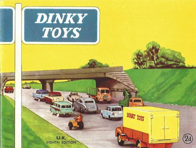 Picture Gallery for Catalogue 1960 Dinky