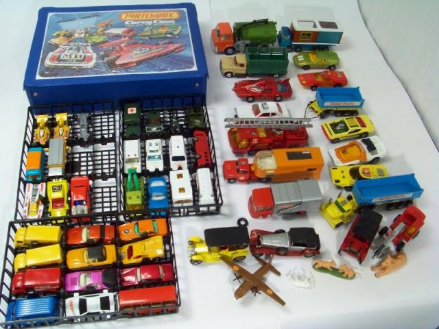 Picture Gallery for Bulk-Mixed Lot 0 Vintage Diecast
