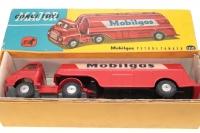 Corgi #1110 - Bedford Tanker - Red Mobilgas