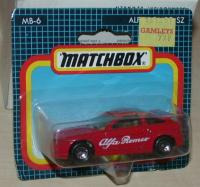Picture Gallery for Matchbox 6h Alfa Romeo SZ