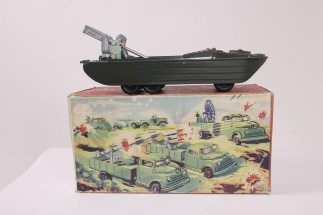 Picture Gallery for Lone Star A886 DUKW (Browning)