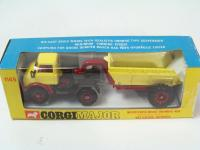 Picture Gallery for Corgi 1145 Mercedes Unimog 406