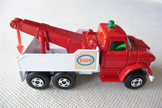 Picture Gallery for Matchbox 71c Ford Heavy Wrecker