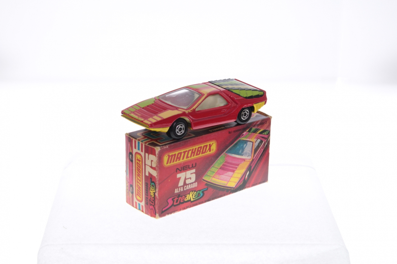 Picture Gallery for Matchbox 75c Alfa Carabo