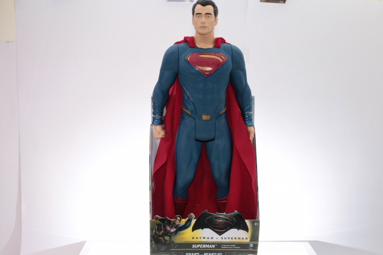 Picture Gallery for Jakks 96247 Superman - Big Figs