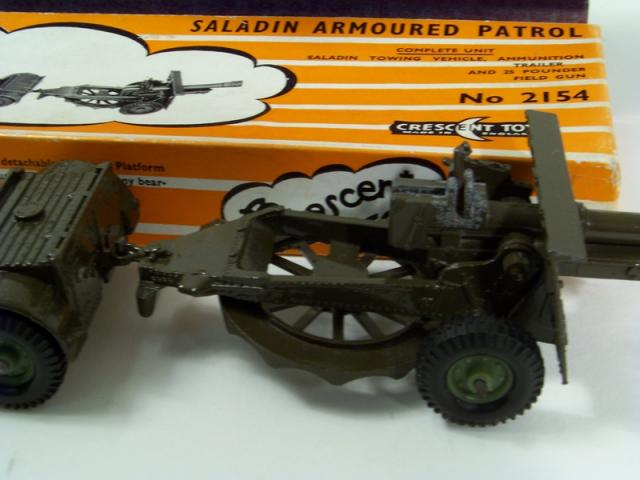 Picture Gallery for Crescent 2154 Saladin Armoured Patrol