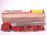 K Toys #101 - Fire Engine - Red