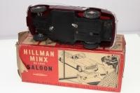 Victory Industries #HIL40 - Hillman Minx Saloon - Maroon