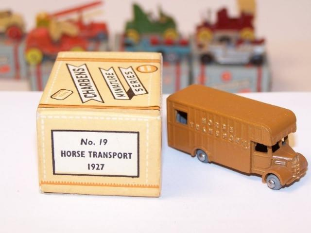 Picture Gallery for Charbens 19 Horse Transporter