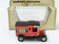 Picture Gallery for Matchbox Yesteryear Y12 1912 Ford Model T Van