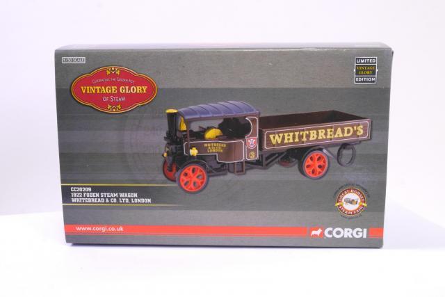 Picture Gallery for Corgi CC20209 1922 Foden Steam Wagon