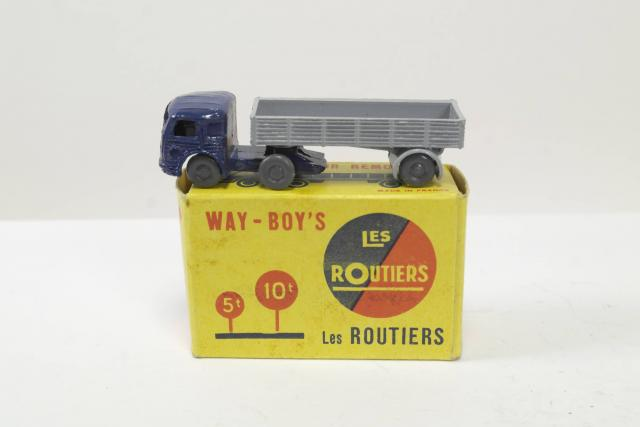Picture Gallery for Way-Boys 2 Lorry & Trailer
