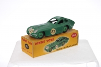 Dinky #163 - Bristol 450 Coupe - Green